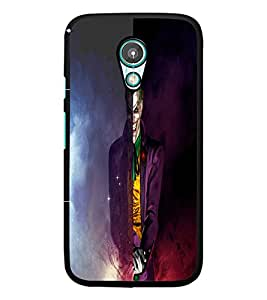 PrintDhaba Scary Joker D-4427 Back Case Cover for MEIZU M1 NOTE (Multi-Coloured)