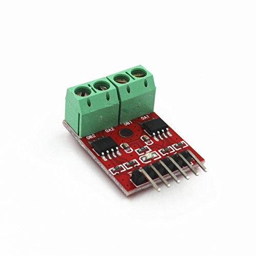 WYPH L9110S H-bridge Dual DC Stepper Motor Driver Controller Board for Arduino