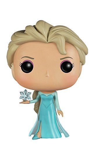 Funko POP Disney 3 3/4 Inch Frozen Elsa Action Figure Dolls Toys