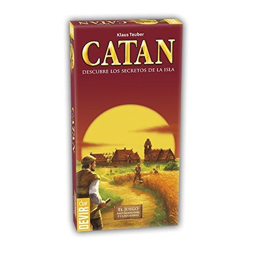 Devir: Catan- Descubre los secretos de la isla