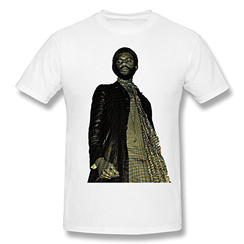 Men's GARY CLARK T-shirt XXL (Sharpe Daryl compare prices)