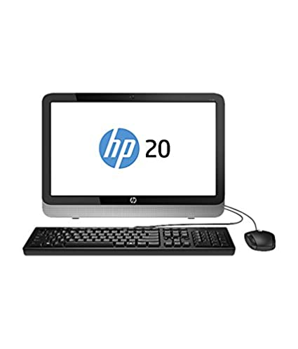 HP Pavilion 20-2115IL (1st Gen PQC/ 2GB/ 500GB/ DOS) All-in-One Desktop