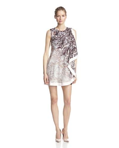 Ted Baker Women's Patra Cape Dress  [Ecru]