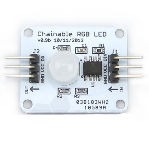 Generic Chainable 3 Color Rgb Full Color Mist Led Module For Arduino Uno Mega Avr Pic