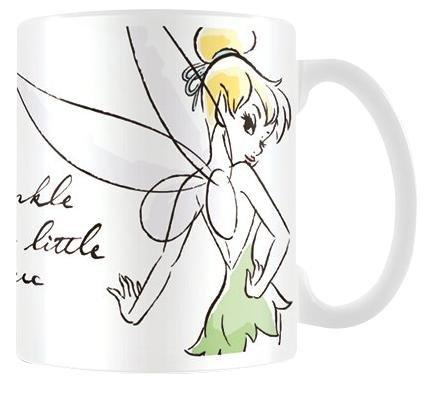 Peter Pan Tinker Bell Tazza standard