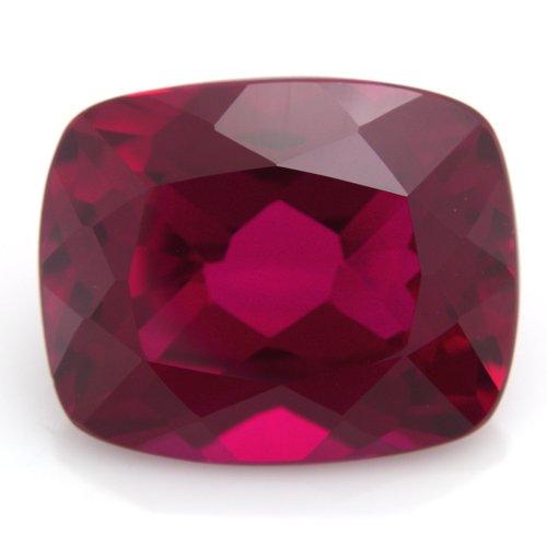 16.15cts Cushion cut 17*13m Pigeon Red Ruby Corundum Gemstone VVS Grade Stunning