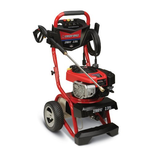 - Shop Troy Bilt 3000 Psi 2 7 Gpm Gas Pressure Washer At Lowes Com