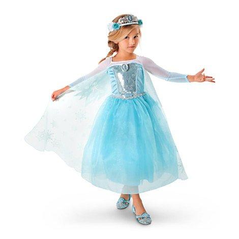 Платье Эльзы Купить Холодное Сердце