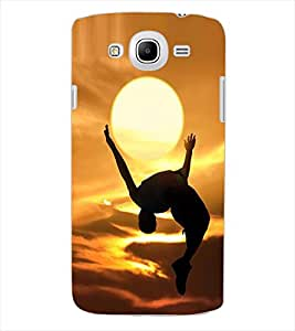 ColourCraft Creative Image Design Back Case Cover for SAMSUNG GALAXY MEGA 5.8 I9150
