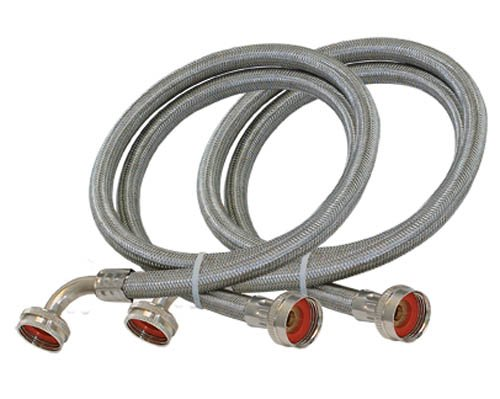 washing machine hose with 90 degree