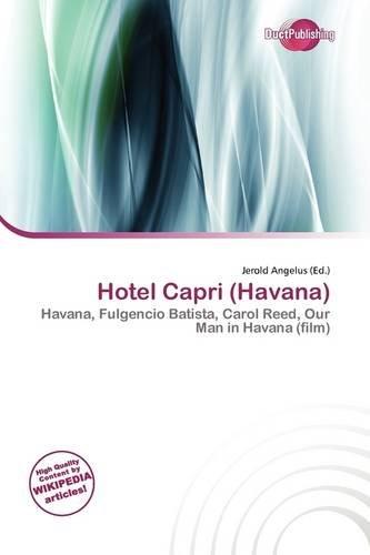 Hotel Capri (Havana)