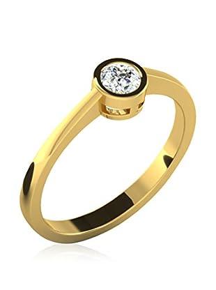 Friendly Diamonds Anillo FDR5353Y (Oro Amarillo)