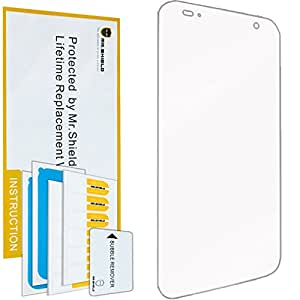 Mr Shield For ZTE Overture 2 / ZTE Maven Anti-Crash Screen Protector with Lifetime Replacement Warranty