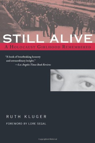 Still Alive: A Holocaust Girlhood Remembered (The Helen...