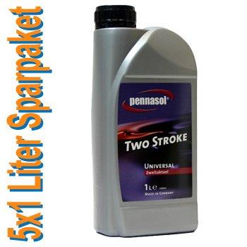 5 Liter Sparpaket - Pennasol Two Stroke Universal