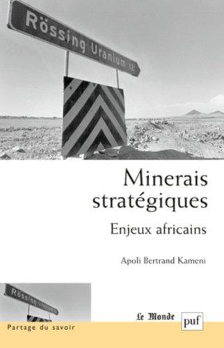 Minerais stratégiques : Enjeux africains