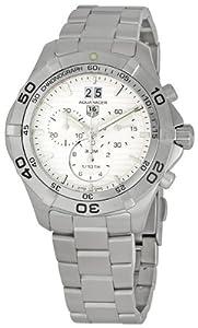 Tag Heuer Aquaracer Chronograph Mens Watch CAF101F.BA0821