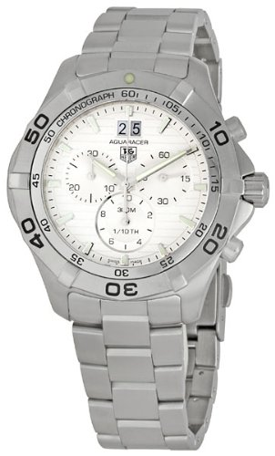 Tag Heuer Aquaracer Chronograph Mens Watch CAF101F.BA0821