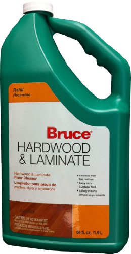Bruce® Half Gallon Hardwood/Laminate Floor Cleaner Refill