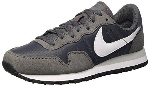 Nike Air Pegasus 83, Sneaker a Collo Basso Uomo, Grigio (Dark Grey/White/Pure Platinum), 39 EU