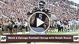 AP: College Football Week 6 Recap