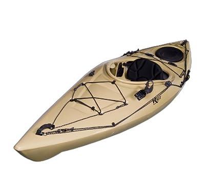 Riot Kayaks Edge 11 Sand 11ft Angler Flatwater Fishing Kayak