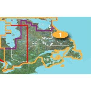 Garmin TOPO! East Canada Map microSD Card