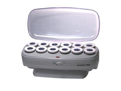 BaByliss Pro BABCHV15 Ceramic Instant Heat 12-Roller Set, Jumbo