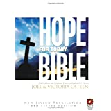 Hope for Today Bible (Special Edition) ~ Joel Osteen