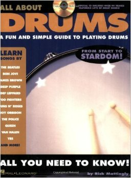 All About Piano A Fun And Simple Guide To Playing Drums + Cd