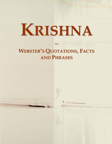 Krishna: Webster's Quotations, Facts and Phrases