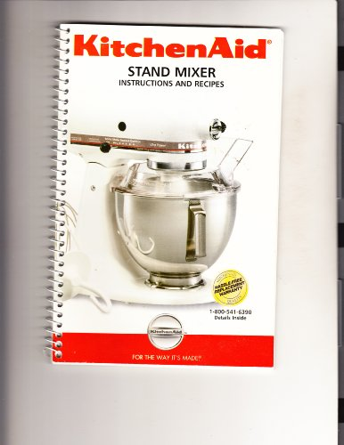 Recipes For A Kitchenaid Stand Mixer