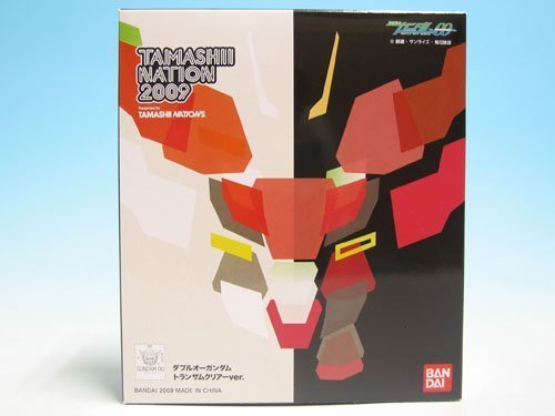 Soul Nation 2009 ROBOT soul Mobile Suit Gundam OO Gundam Trans-Am Clear Ver. (japan import) by Gundam (Mobile Suit Gundam Oo compare prices)