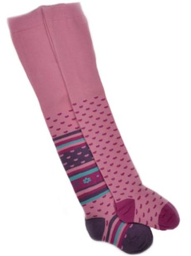 2-Pairs-of-Babies-Supersoft-Tights-Pink
