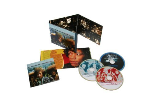 BBC Sessions (2 CD/ 1 DVD Deluxe Edition) by Jimi Hendrix (2010-11-16)