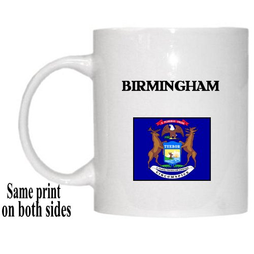 Birmingham Michigan Mug