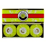 Roger & Gallet Fleur d' Osmanthus Perfumed Soap Coffret - 3x100g/3.5oz