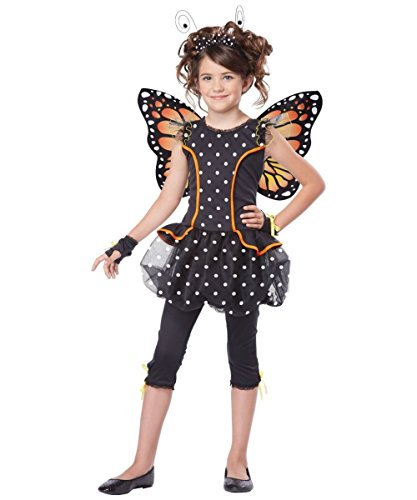 Monar (Monarch Butterfly Fairy Costume)