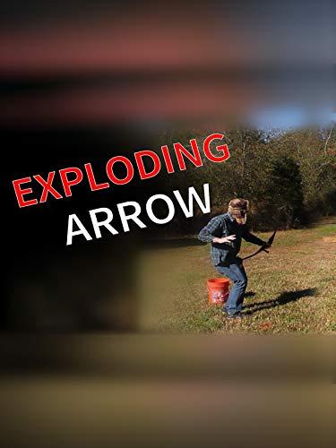 Exploding Arrow on Amazon Prime Video UK