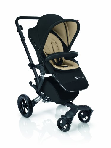Concord Neo Pushchair (Sahara, with Black Chassis)