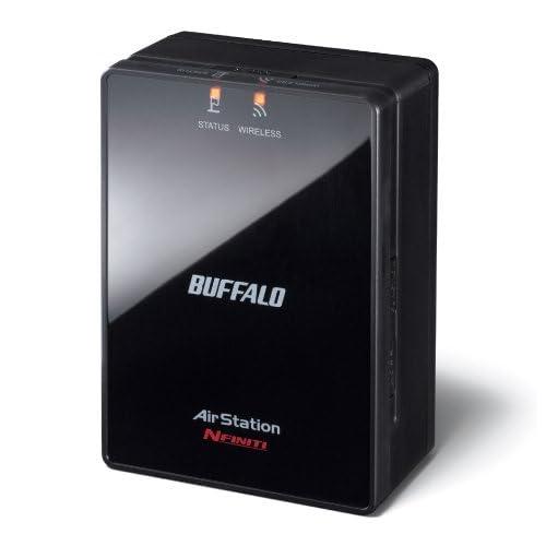 BUFFALO 有線LANポート搭載接続機器用 ワイヤレスユニット WLAE-AG300N
