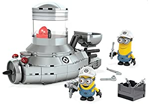 Mega Bloks Despicable Me Minion Mobile Toy