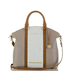 Large Duxbury Satchel<br>Lady Vineyard Macaroon