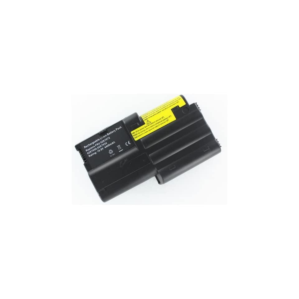 Laptop Battery for IBM Thinkpad T30 Series DQ 02K7072 6