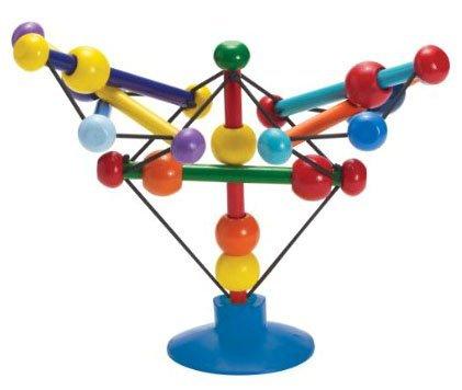 Manhattan Toy Skwish Stix Baby Table Top Suction Activity Toy