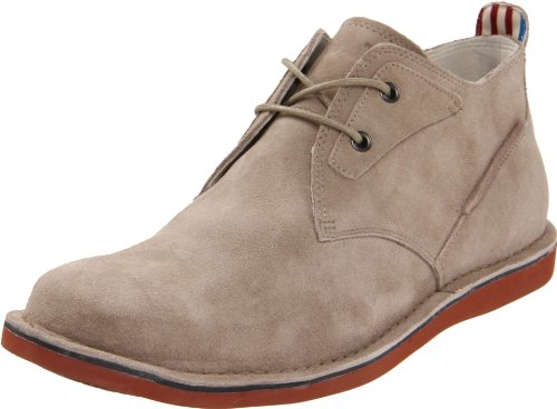 Rockport Men's Eastern Standard Desert Boot Rocksand/Red Soft Lace Up Boot K62077   11.5 UK, 12 US