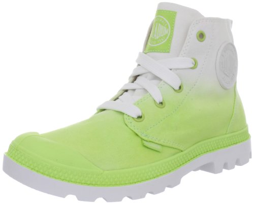 Palladium Women's Blanc Hi Dip Dye Boot,Green,6 M US (Dye For Boots compare prices)