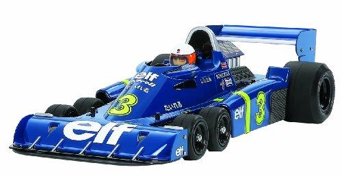 RC限定シリーズ 1/10 RCC タイレルP34 1976年日本GP 84111
