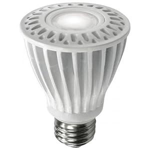 TCP LED9E26P2030KNFL LED 9 Watt PAR20 Narrow Flood Light - String Lights - Amazon.com