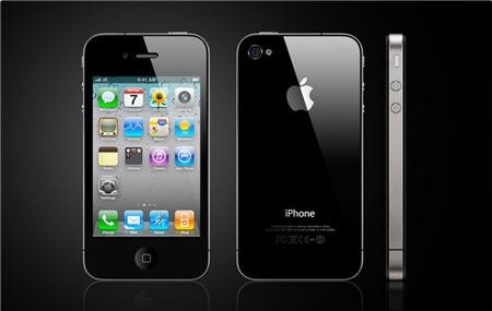 Apple iPhone 4S 64GB AT&T Locked Phone with Siri, iCloud, Dual Core, 8MP Camera and GPS – Black